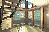 Project of Wooden Cabin 36_4