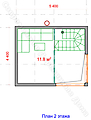 Project of Wooden Cabin 36_8