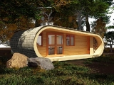 Project of Wooden House 45