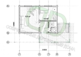 Project of Wooden House 57 dual_2