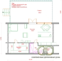 Project of Wooden House 67.1_2