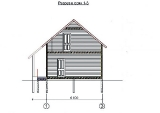 Project of Wooden House 73 cut-2