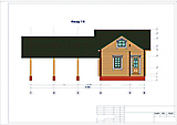 Project of Wooden House 75_4