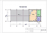 Project of Wooden House 75_6