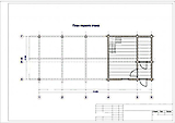 Project of Wooden House 75_7