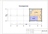 Project of Wooden House 75_8