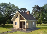 Project of Wooden House 82