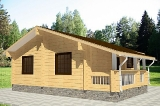 Project of Wooden House 84_1
