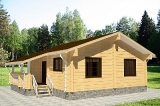 Project of Wooden House 84_2