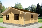 Project of Wooden House84_3