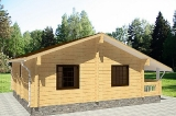 Project of Wooden House 84_4