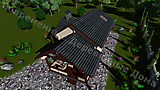 Project of Wooden House 90_7