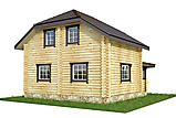 Project of Wooden House 95-2_4