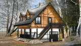 Project of Wooden House 97_5
