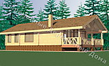 Project of Wooden House 118_3