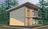 Project of Wooden House 134_2