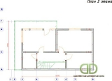 Project of Wooden House 134_4