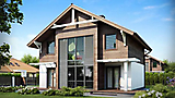Project of Frame House 170_3