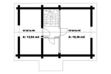 Project of Wooden House 100-2_3