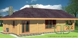 Project of Wooden House 104-2_2