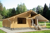 Project of Wooden House 104_1