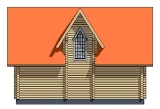Project of Wooden House 105_2