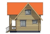 Project of Wooden House 105_3