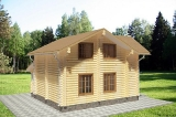 Project of Wooden House 109-2_5