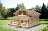 Project of Wooden House 109-2_7