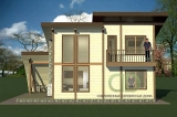 Project of Wooden House 109gk_2