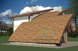 Project of Wooden House 109gk_3