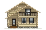 Project of Wooden House 111-2_1