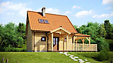 Project of Wooden House 111_3