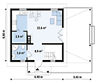 Project of Wooden House 111_4