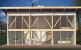 Project of Wooden House 117_2