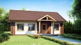 Project of Wooden House 120-2
