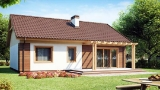 Project of Wooden House 120-2_3