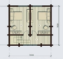 Project of Wooden House 124_3