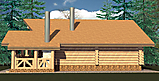 Project of Wooden House 130-2_2