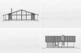 Project of Wooden House 150_3