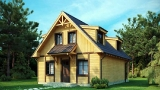 Project of Wooden House 156_2
