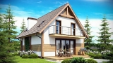 Project of Wooden House 158-1_4