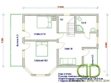Project of Wooden House 164_4