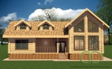 Project of Wooden House 170_2