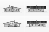 Project of Wooden House 176_3