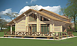 Project of Wooden House 188_2