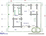 Project of Wooden House 188_4