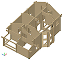 Project of Wooden House 193_3