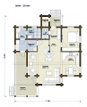 Project of Wooden House 195_2