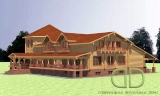 Project of restaurant 1140_1
